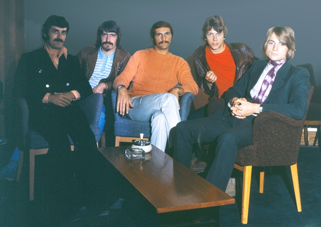 The Moody Blues 1967