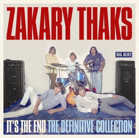 The Zakary Thaks It's the End The Definitive Collection
