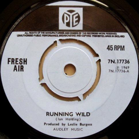 Try A Little Sunshine The British Psychedelic Sounds Of 1969_Fresh Air_RUNNING WILD