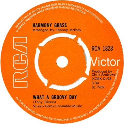 Try A Little Sunshine The British Psychedelic Sounds Of 1969_Harmony Grass_WHAT A GROOVY DAY